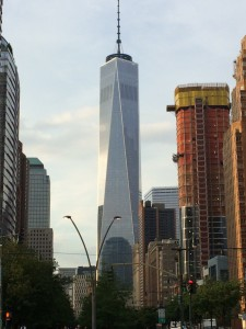 The so-called Freedom Tower